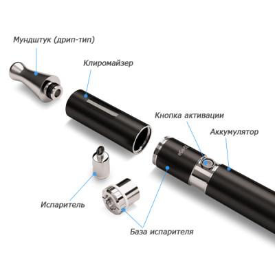 Как разобрать электронную сигарету