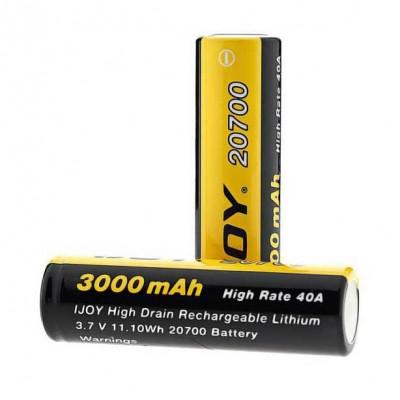 Новые тренды: аккумулятроные батареи 20700