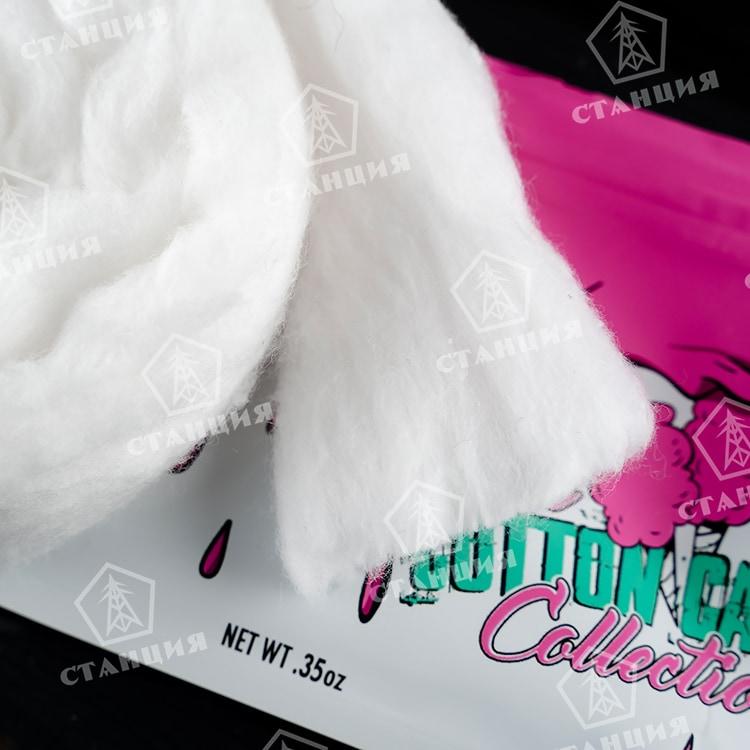 Хлопок Cotton Candy Collection - Внешний вид хлопка