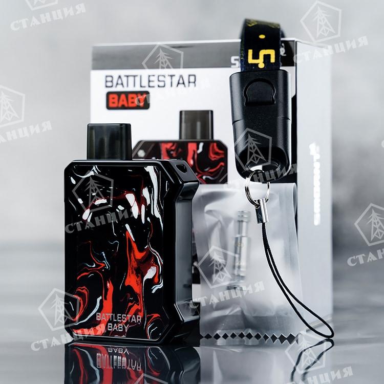 Smoant Battlestar Baby Pod Kit - Комплект