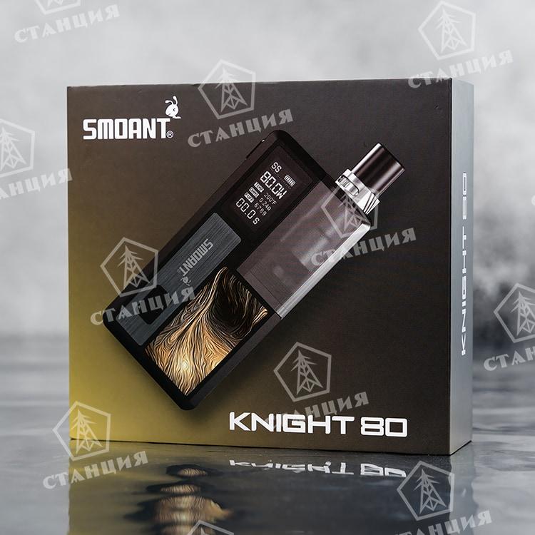 Smoant Knight 80 Pod Kit 80W - Упаковка