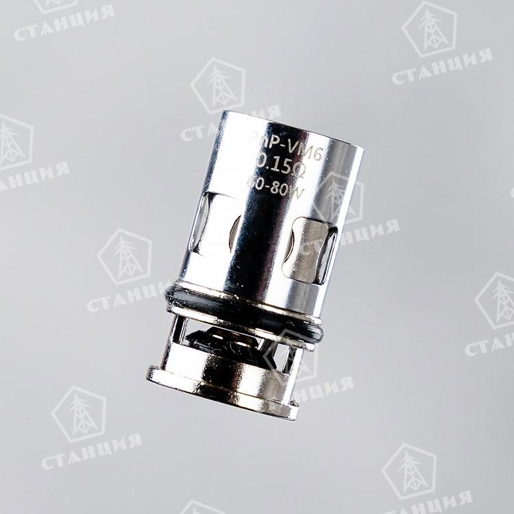 Испаритель VOOPOO PnP-VM Coil - VM6 (Mesh 0.15 Ω)
