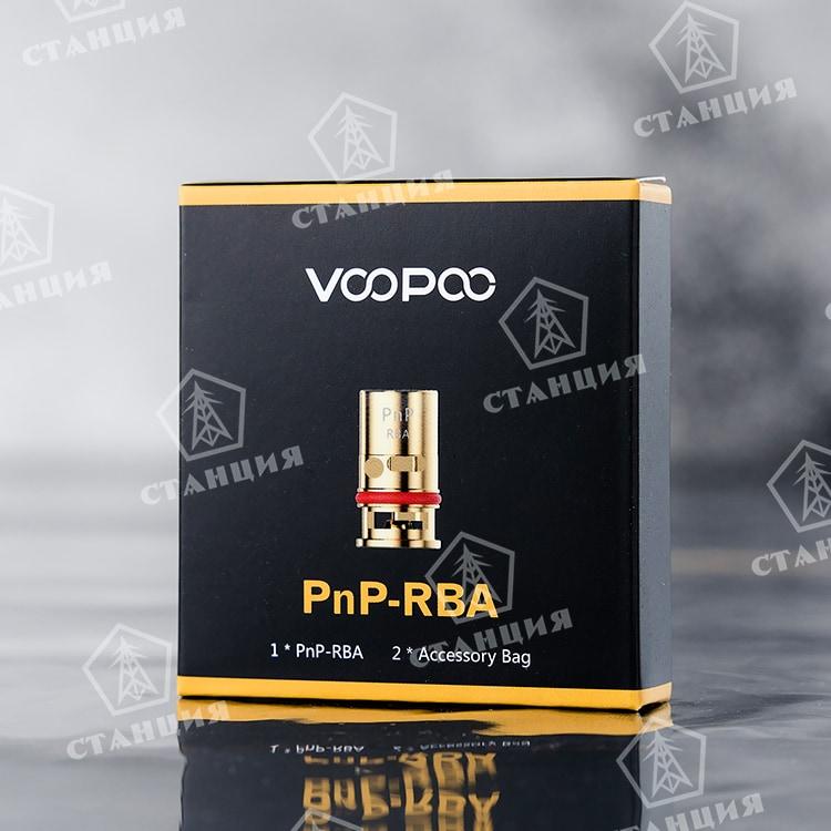 VOOPOO PnP-RBA - Упаковка