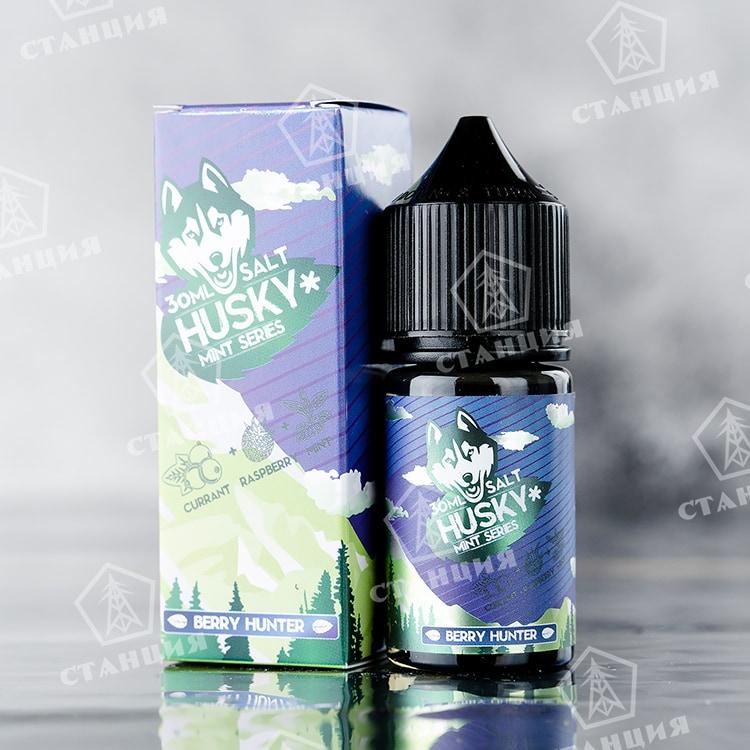 Husky Salt Mint Series - Berry Hunter 30 мл