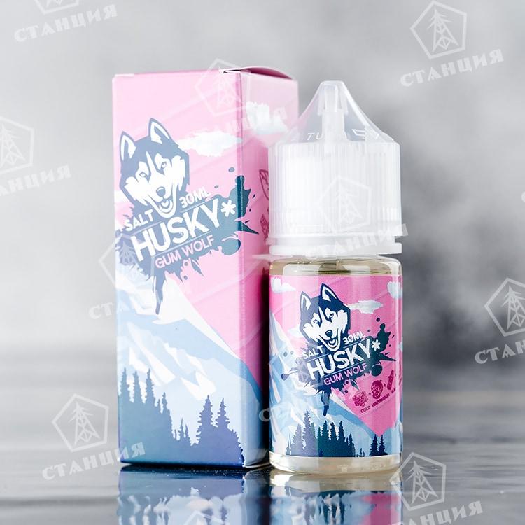 Husky Salt Ice - Gum Wolf 30 мл