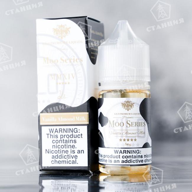 Kilo Moo Series - Vanilla Almond Milk 30 мл