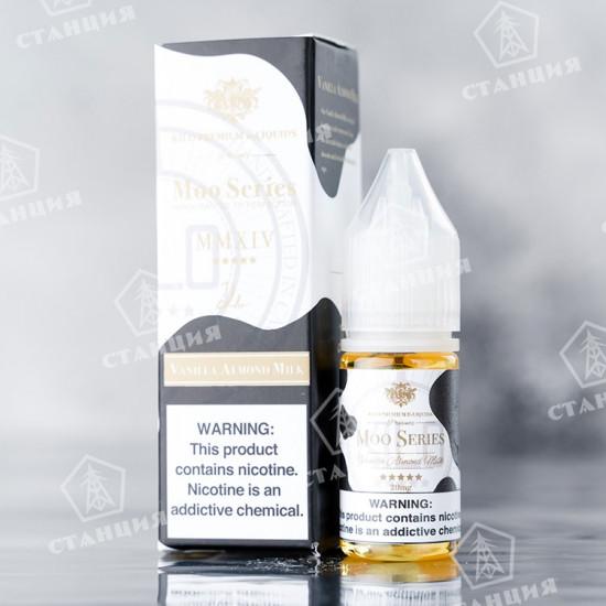 Kilo Moo Series Salt - Vanilla Almond Milk 10 мл