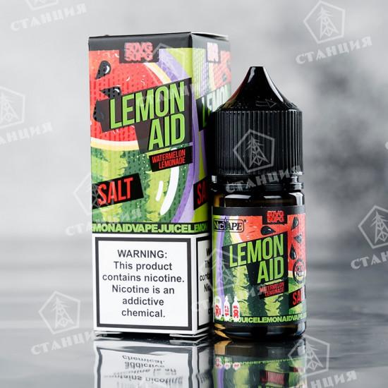 Lemon Aid Salt - Watermelon 30 мл