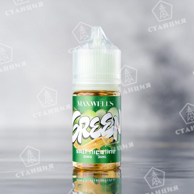 Maxwells Salt - Green 30 мл