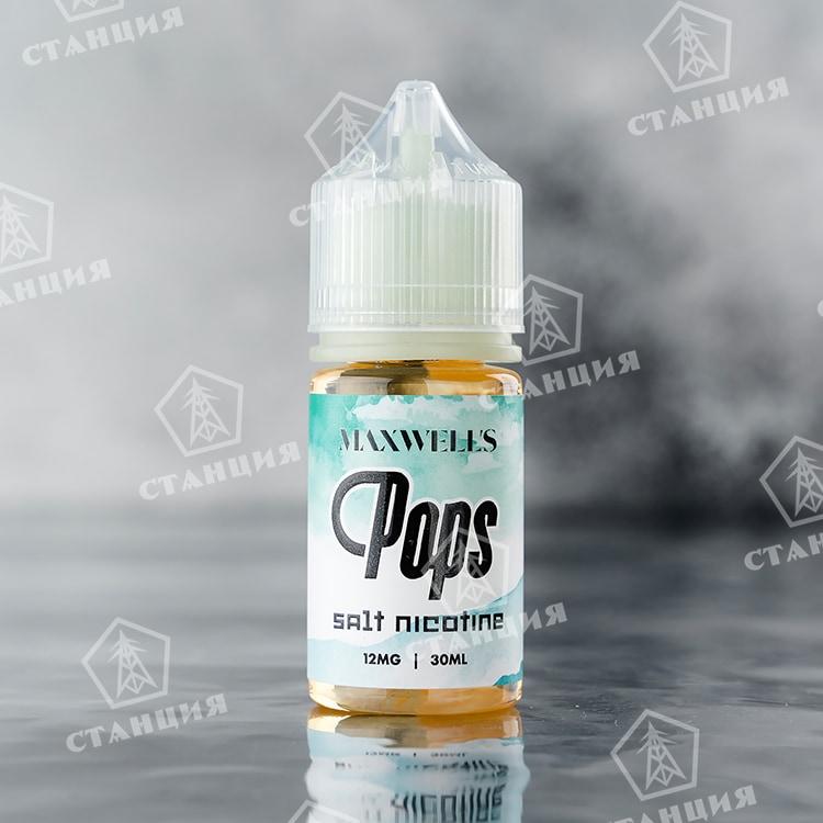 Maxwells Salt - Pops 30 мл