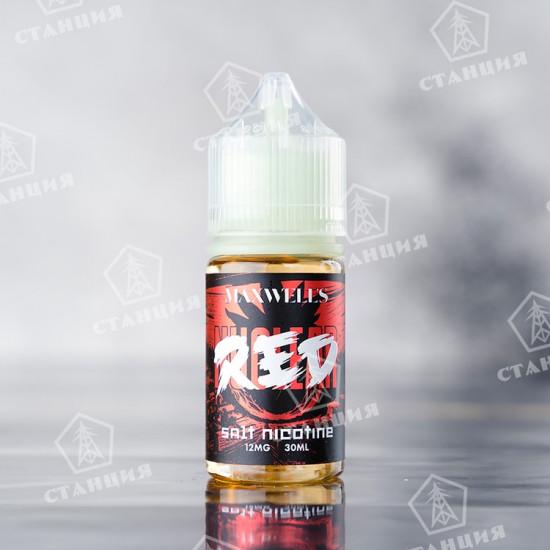 Maxwells Salt - Red 30 мл