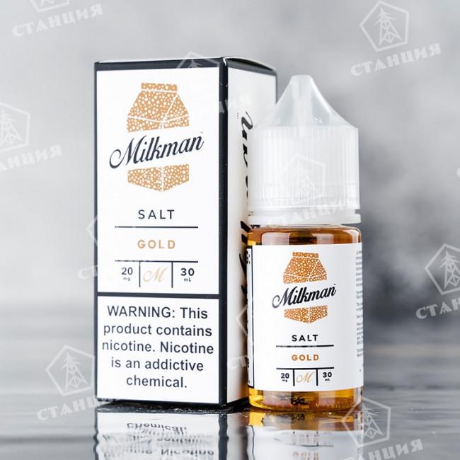 Milkman Salt - Gold 30 мл