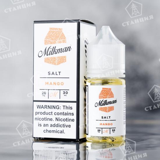 Milkman Salt - Mango 30 мл