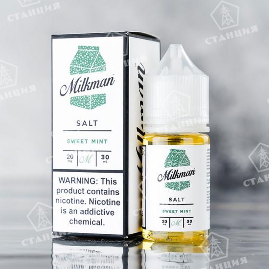 Milkman Salt - Sweet Mint 30 мл