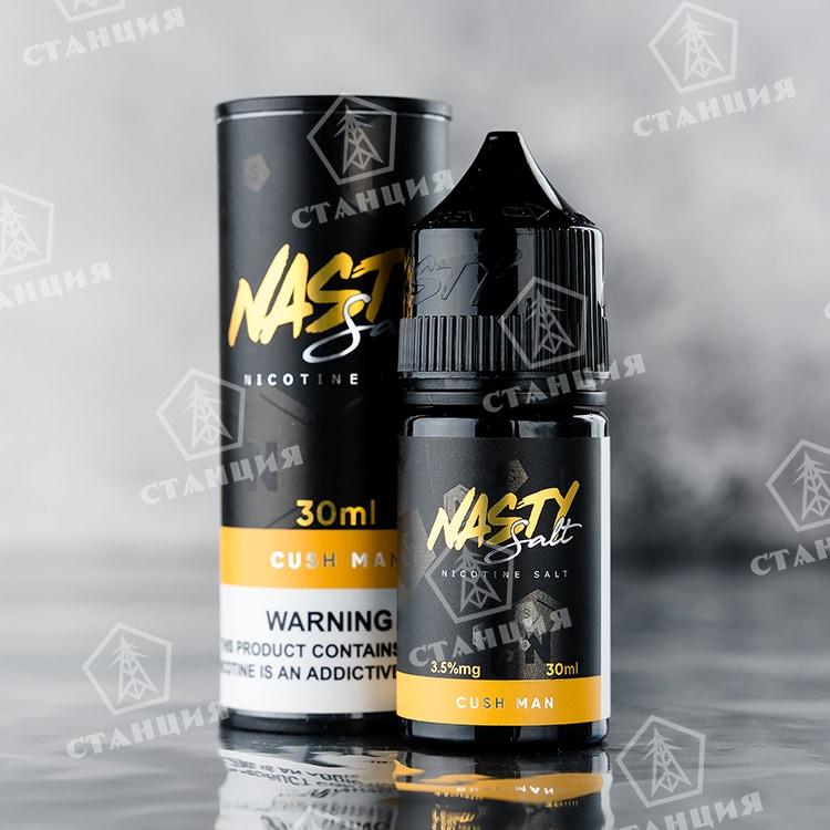 Nasty Juice Salt - Cush Man 30 мл
