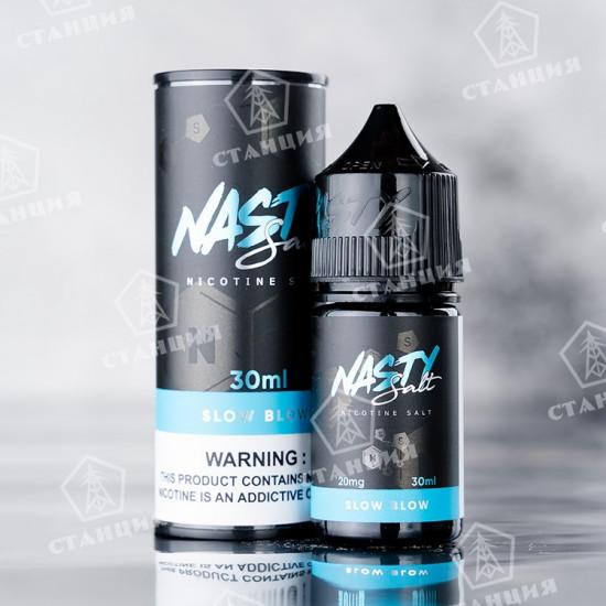 Nasty Juice Salt - Slow Blow 30 мл