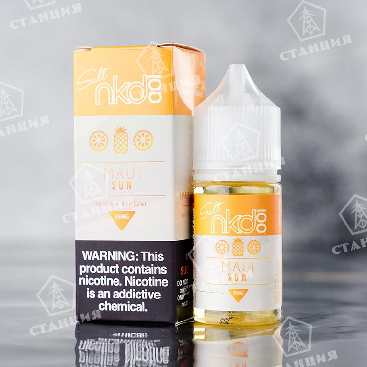 Naked 100 Salt - Maui Sun 30 мл