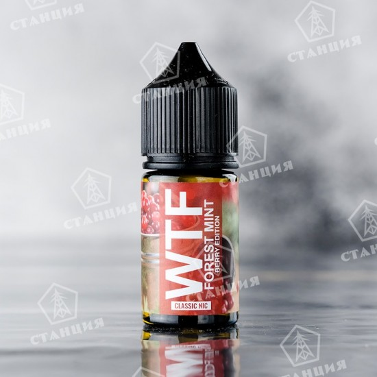 WTF Strong - Forest Mint Berry Edition 30 мл