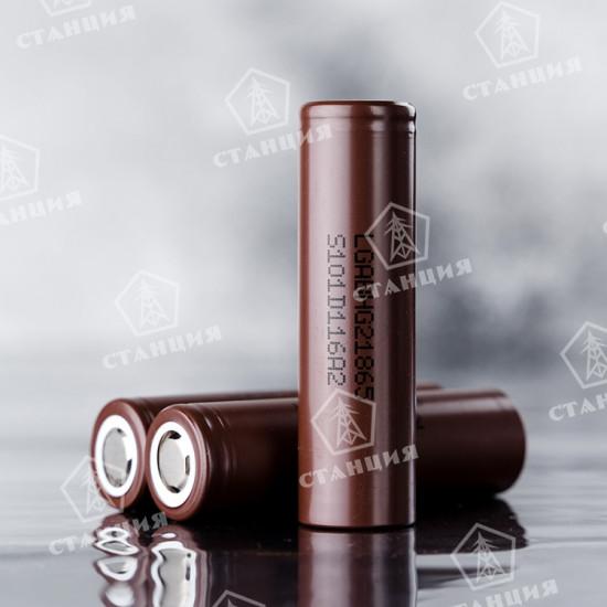 LG HG2 - 3000mAh, 20А, 3.7V