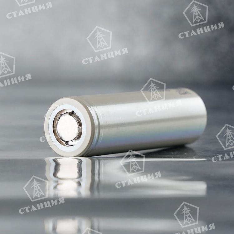Samsung 30T - 3000mAh, 35A, 3.7V - Вид сверху