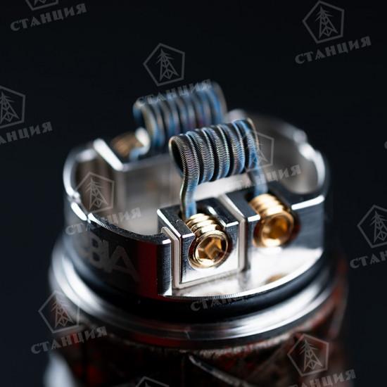 Alien Clapton - 0.07 / 0.09 Ω (handmade)