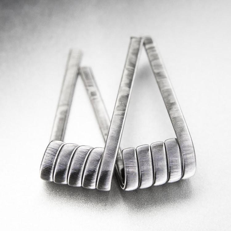 Framed Staple - 0.07 Ω (ручная намотка)