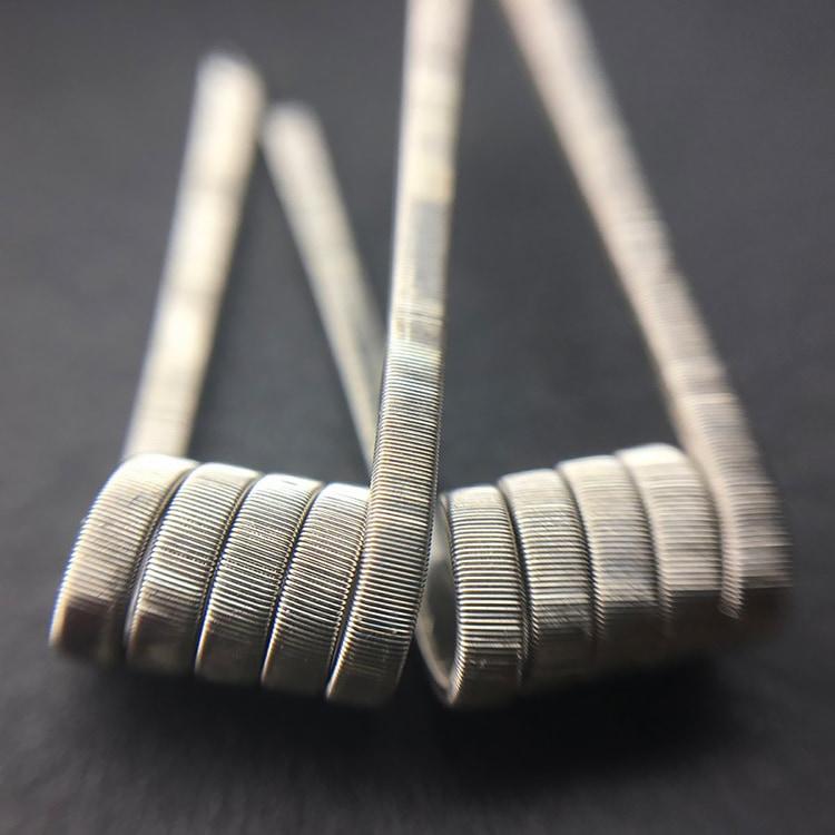 Staple - 0.08 Ω (ручная намотка)
