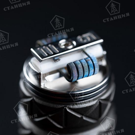 Staple - 0.08 Ω (handmade)