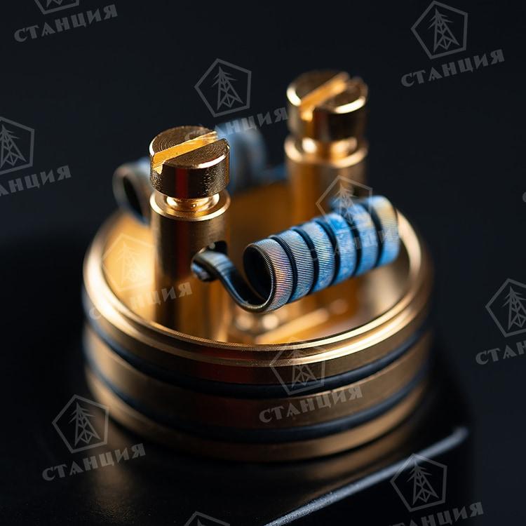 Framed Staple - 0.11 Ω (ручная намотка)