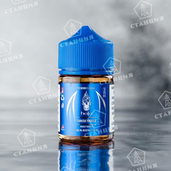 Halo Blue Series - Turkish Tobacco 60 мл