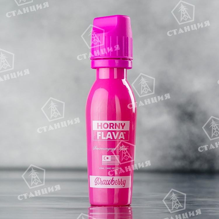 Horny Flava - Strawberry 60 мл