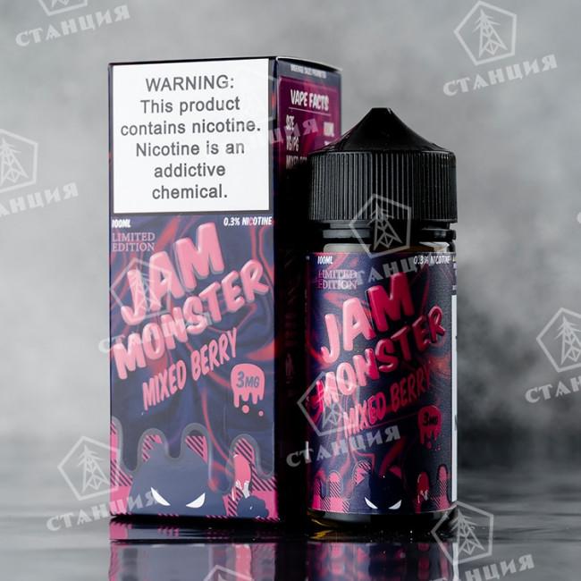 Jam Monster - Mixed Berry 100 мл