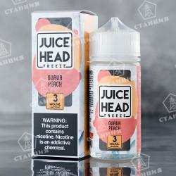 Juice Head FREEZE - Guava Peach 100 мл