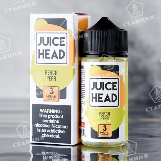 Juice Head - Peach Pear 100 мл