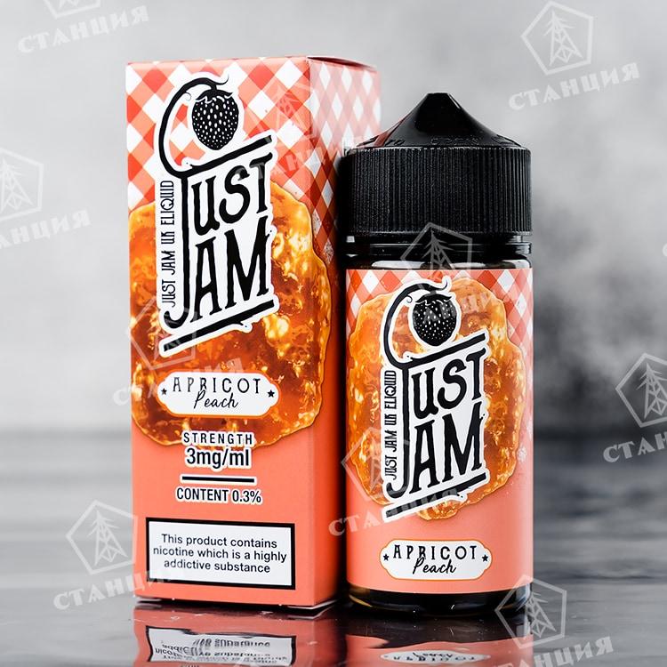 Just Jam - Apricot Peach 100 мл