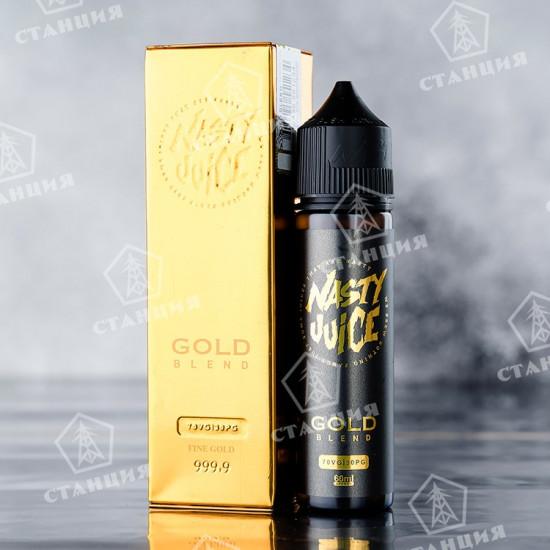 Nasty Juice Tobacco - Gold Blend 60 мл