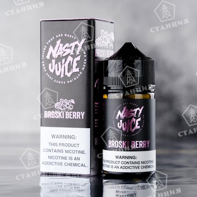 Nasty Berry - Broski Berry 60 мл