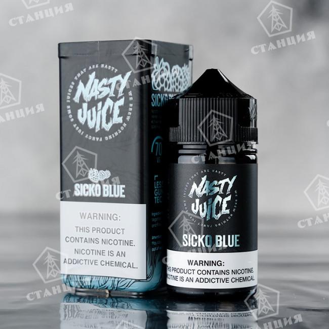 Nasty Berry - Sicko Blue 60 мл