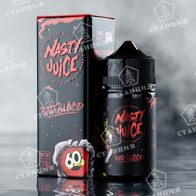 Nasty Juice - Bad Blood 60 мл