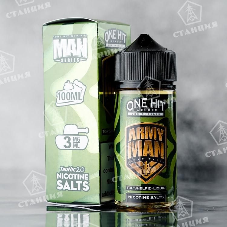 One Hit Wonder - Army Man 100 мл