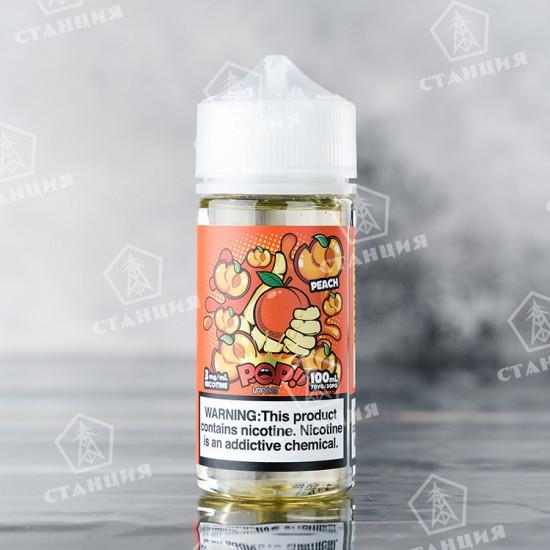 POP! Vapors - Peach Gummies 100 мл