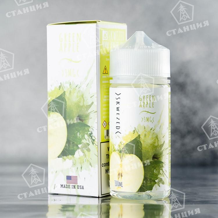 Skwezed - Green Apple 100 мл