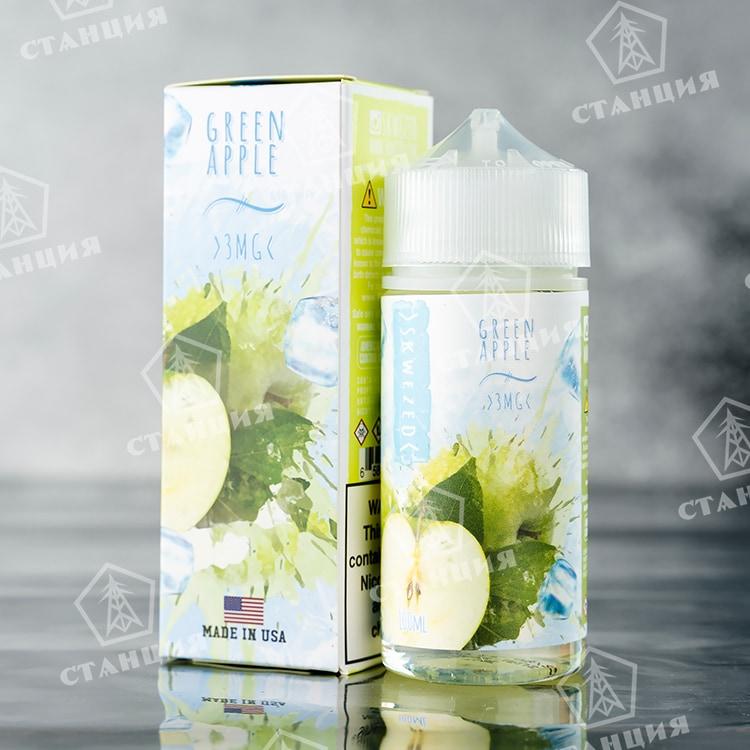 Skwezed Ice - Green Apple 100 мл