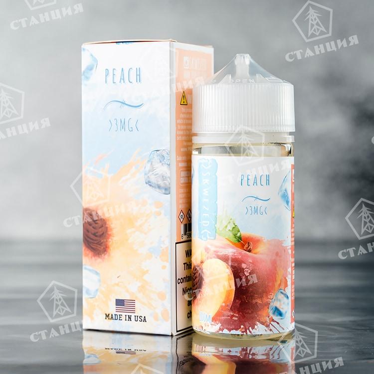 Skwezed Ice - Peach 100 мл