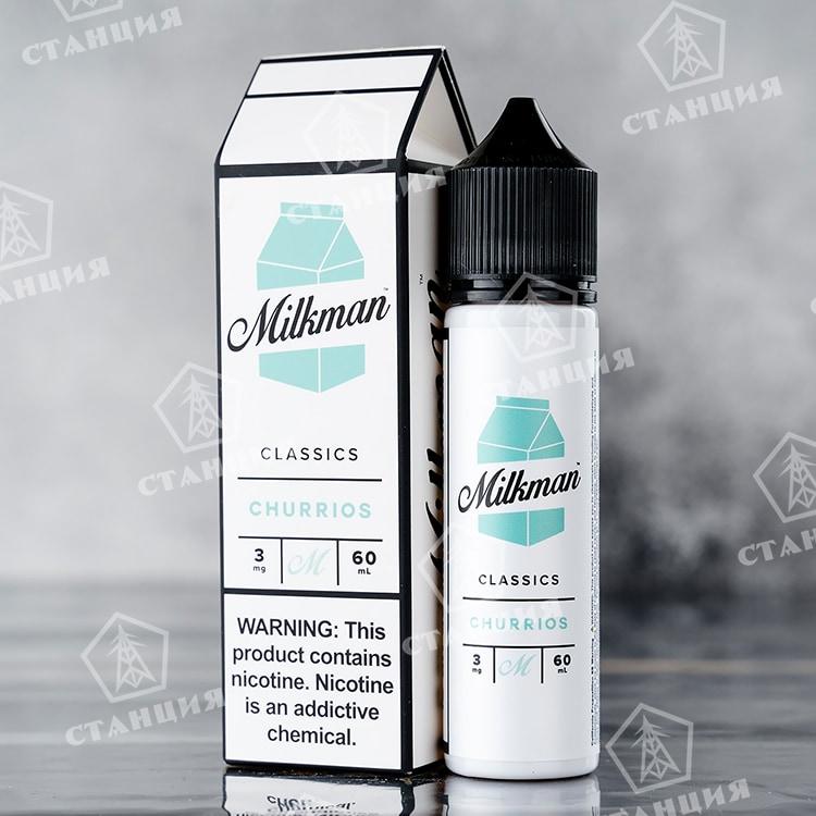 Milkman Classics - Churrios 60 мл