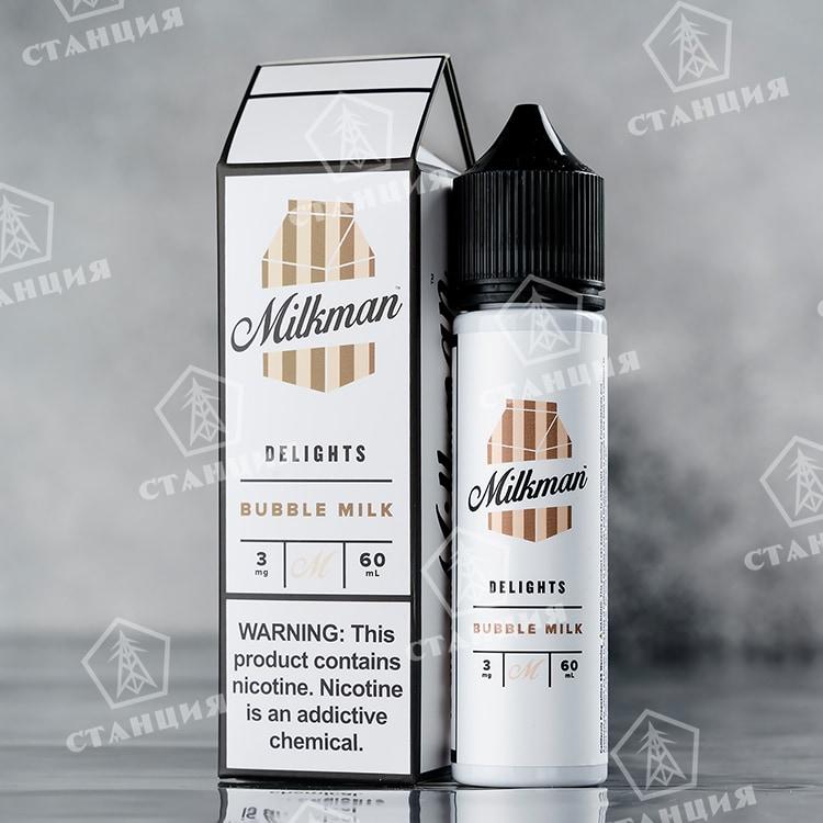 Milkman Delights - Bubble Milk 60 мл