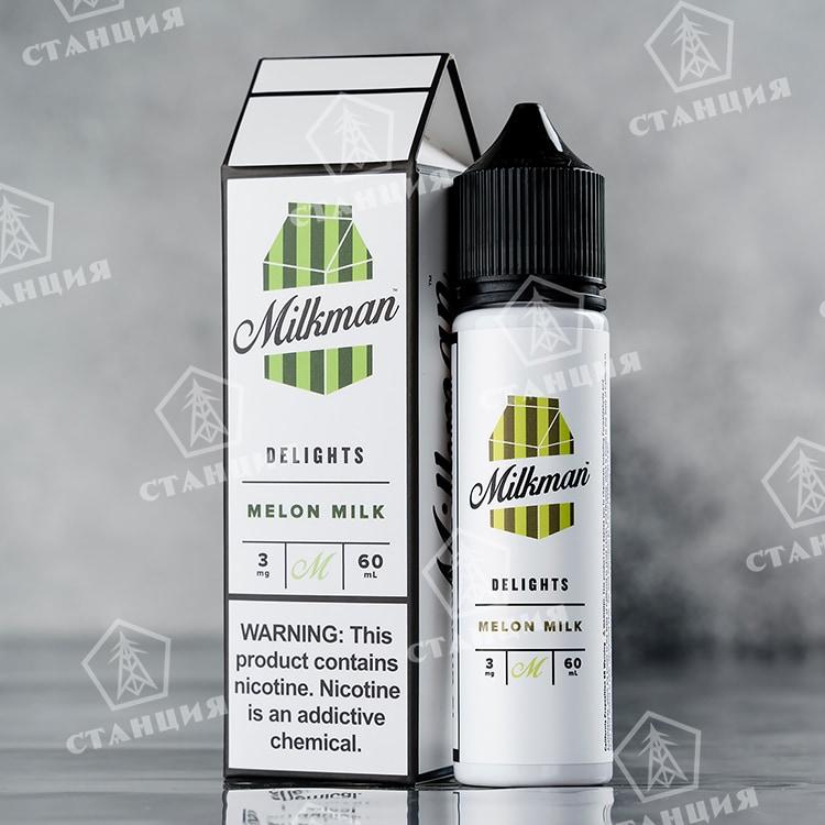 Milkman Delights - Melon Milk 60 мл