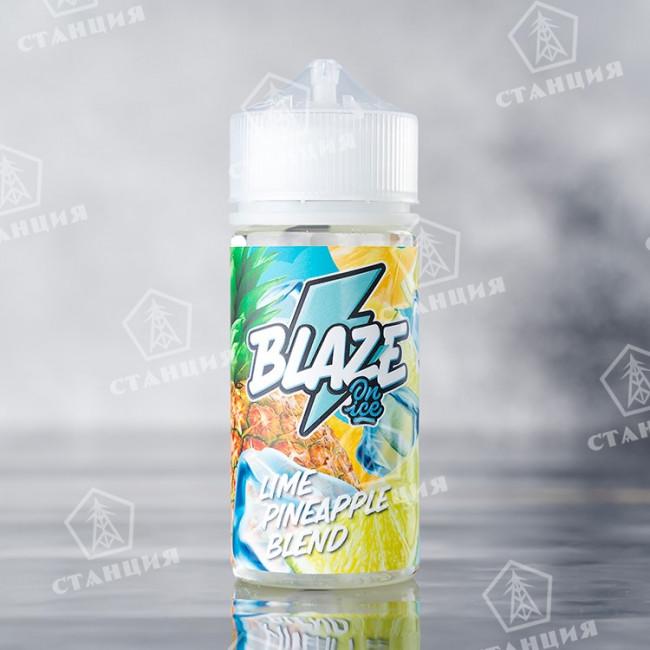 BLAZE ON ICE - Lime Pineapple Blend 100 мл
