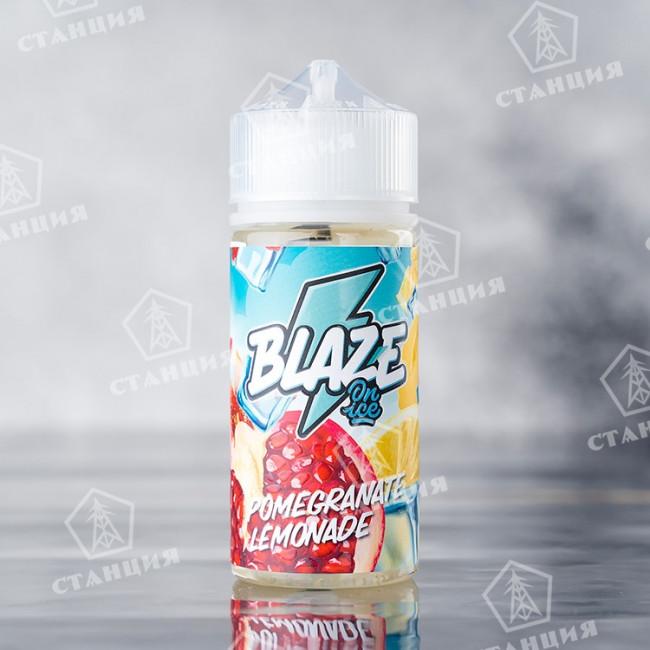 BLAZE ON ICE - Pomegranate Lemonade 100 мл