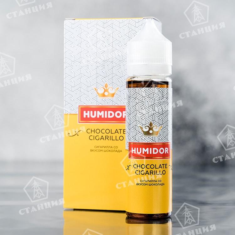 Humidor - Chocolate Cigarillo 60 мл